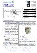 PowControl DE 04-2006 - ITE Intertechnik Elze - Page 2