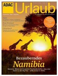 ADAC Urlaub September-Ausgabe 2018_Nordrhein
