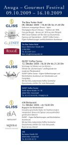 Gliss Flyer anuga DINlang 09 (Page 1) - Seite 2
