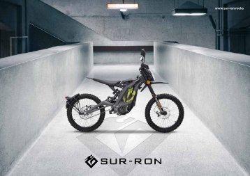 Sur-Ron 2018 deutschsprachig