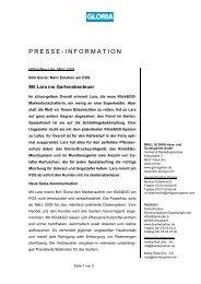 Link zur Pressemeldung - IVG