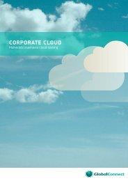 Corporate Cloud brochure