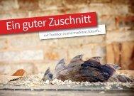 Postkarten zur Ausbildung von Tischler/innen