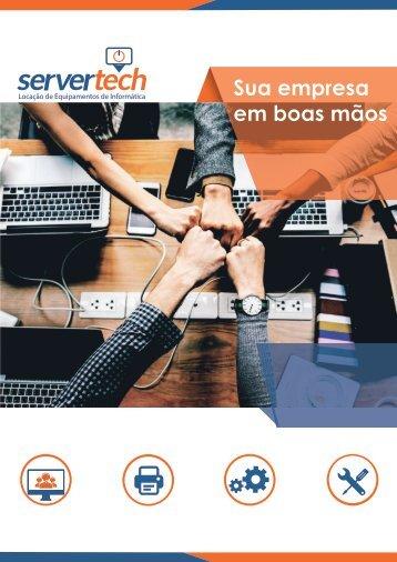 Portifólio Server Tech