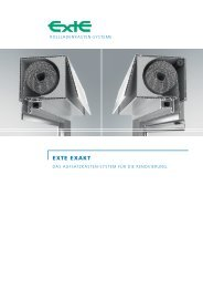 EXTE EXAKT - Global Fensterproduktion GmbH