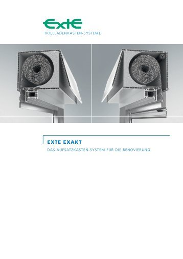 EXTE EXAKT - Global Fensterproduktion GmbH
