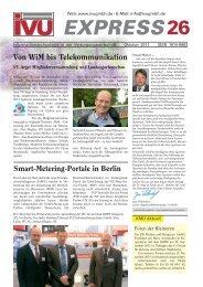 EXPRESS26 - IVU Informationssysteme GmbH