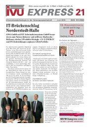 vii. managementtagung - IVU Informationssysteme GmbH