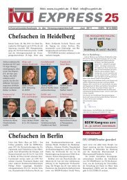 EXPRESS 25 - IVU Informationssysteme GmbH