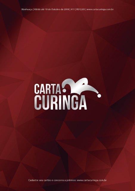 Carta Curinga Manhuaçu 11ªEd
