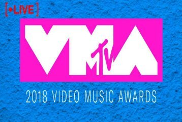 [LIVE STREAM] MTV VMAs Video Music Awards 2018 | Radio City Music Hall
