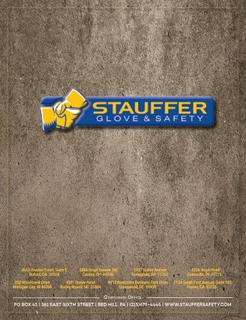 Stauffer Catalog