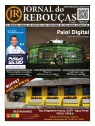 Jornal do Rebouças - Agosto 2018
