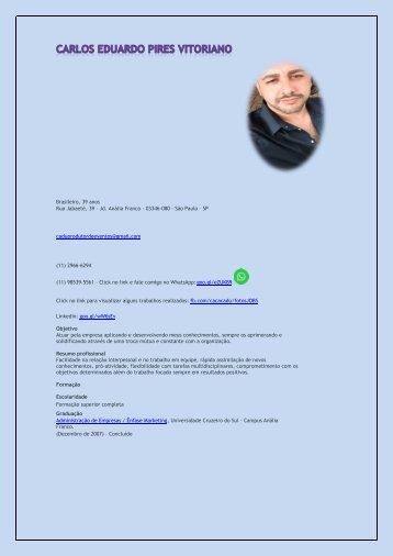 Cadú - Produtor Executivo