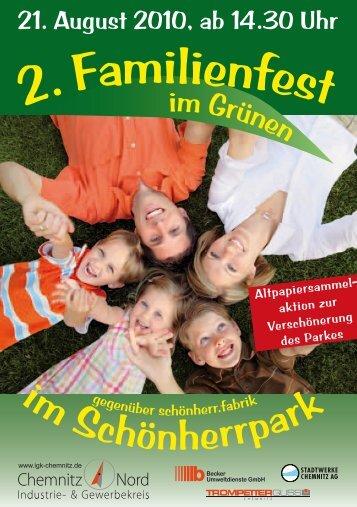 2. Familienfest - Jakob Becker Unternehmensgruppe
