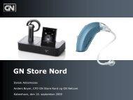 Hent præsentation (PDF) - GN Store Nord
