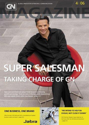GN Magazine November 2006 - GN Store Nord
