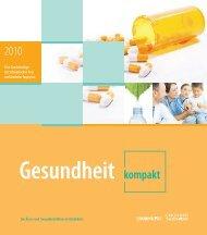Gesundheit 2010 - Anzeige