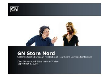GN ReSound - GN Store Nord