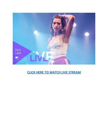 MTV Video Music Awards 2018 Live Stream Online Free HD