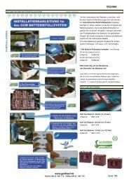 TECHNIK www.golfkauf.de