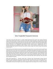 Situs TangkasNet Terpopuler Indonesia
