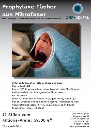 PZR-Tücher - JMP