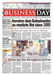 BusinessDay 21 Aug 2018
