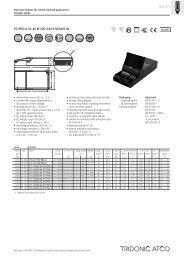 PC PRO sr 18-;42 W 220-;240 V 50/60/0 Hz - Tridonic