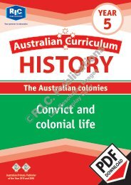RIC-20119_Australian_Curriculum_History_(Yr_5)_Convict_and_colonial_life