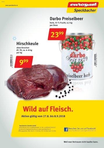 Eurogast Speckbacher Flugblatt