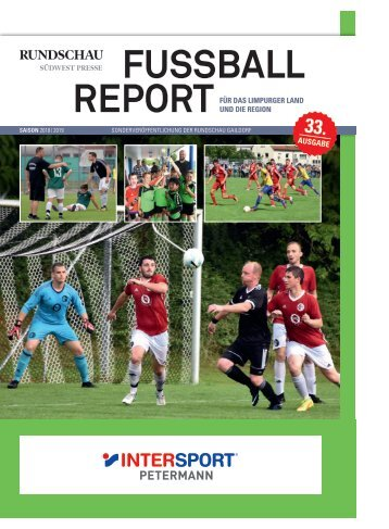 2018/34 - Fußball-Report Gaildorf 2018