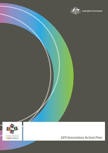 Australian Public Service (APS) Innovation Action Plan