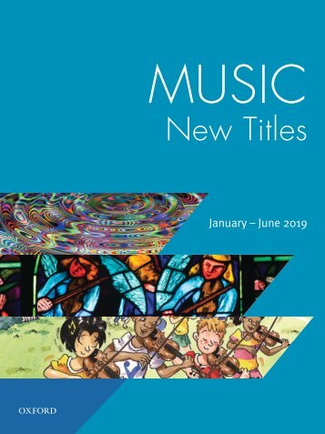 Music New Titles:  January-June 2019