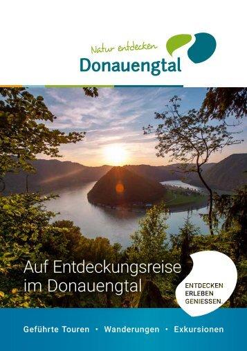 Donauengtal Broschüre
