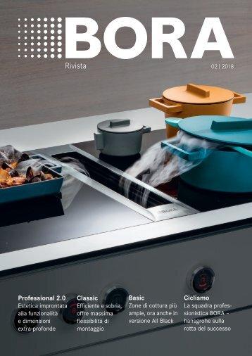 BORA Magazine 02 2018 – Italian