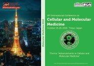 Molecular Medicine 2018 Brochure