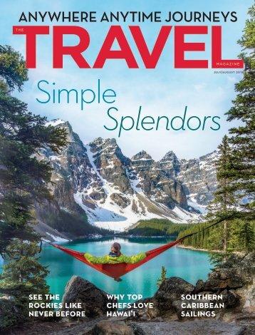 2018 Jul-Aug The Travel Magazine