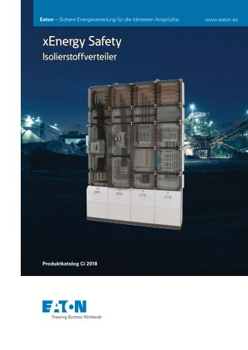 EATON_Katalog_xEnergy-Safety-Isolierstoffverteiler_08-2018_DE
