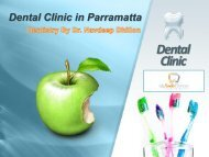 Dentist Parramatta |Dentist in Parramatta | Dental clinic Parramatta