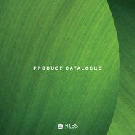 HLBS Product Catalogue EN