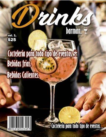 revista coctelería