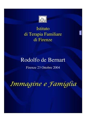 Immagine e Famiglia - Istituto di Terapia Familiare di Firenze