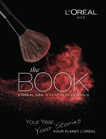 L'Oréal THE BOOK 2016 DIGITAL
