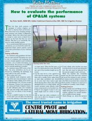 How to evaluate the performance of CP&LM systems - Greenmount ...