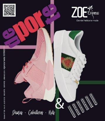 ZOE - Encarte Julio 2018