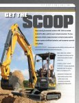 COMPACT EXCAVATORS - Gehl Company - Page 3