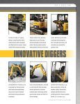 COMPACT EXCAVATORS - Gehl Company - Page 7