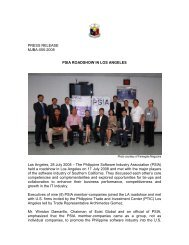 Appointment Schedule - Philippine Consulate General in Los