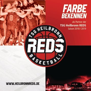 TSG Heilbronn REDS Basketball - Farbe bekennen 2018/2019